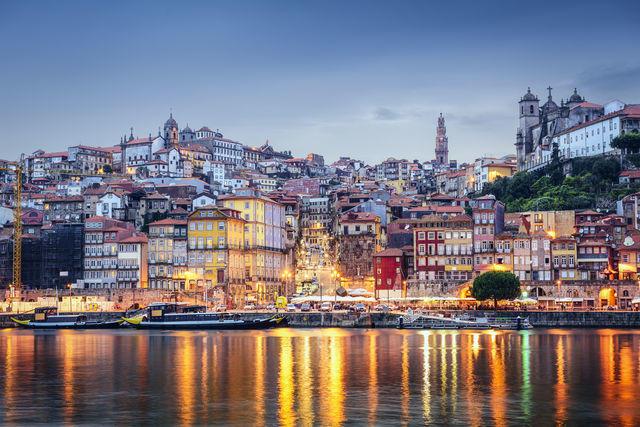 Porto Douro rondreis Portugal