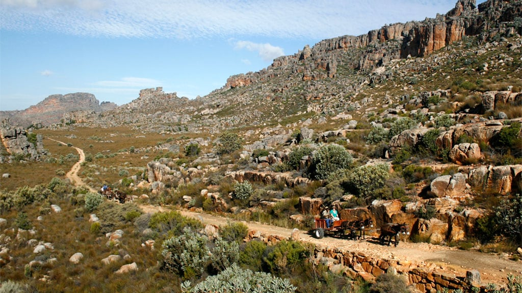 Cederbergen in Zuid-Afrika te onbekend | AmbianceTravel