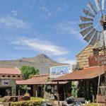 Rondreis Zuid-Afrika kunstenaarsdorpje Clarens