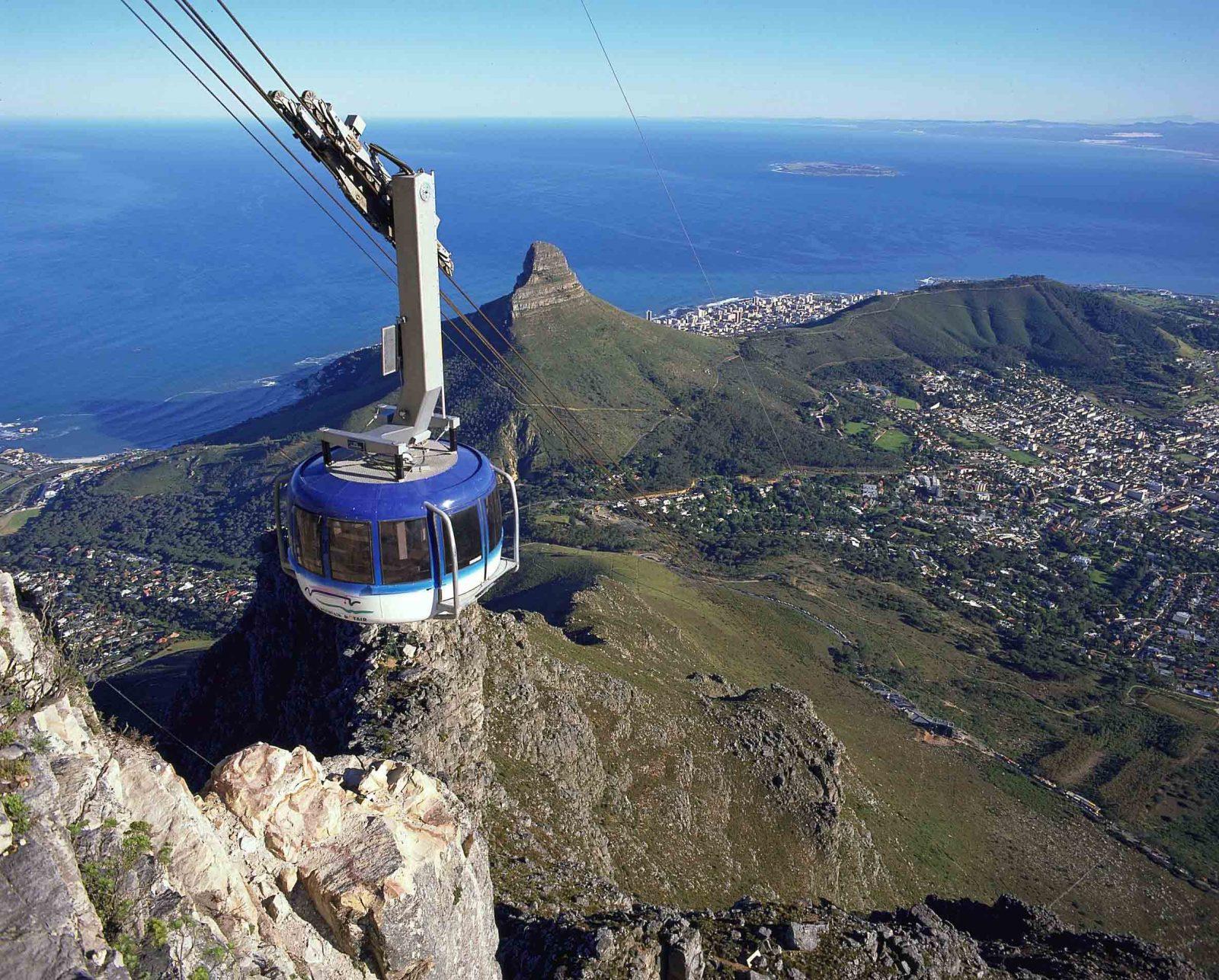 Top tien bezienswaardigheden Kaapstad | AmbianceTravel