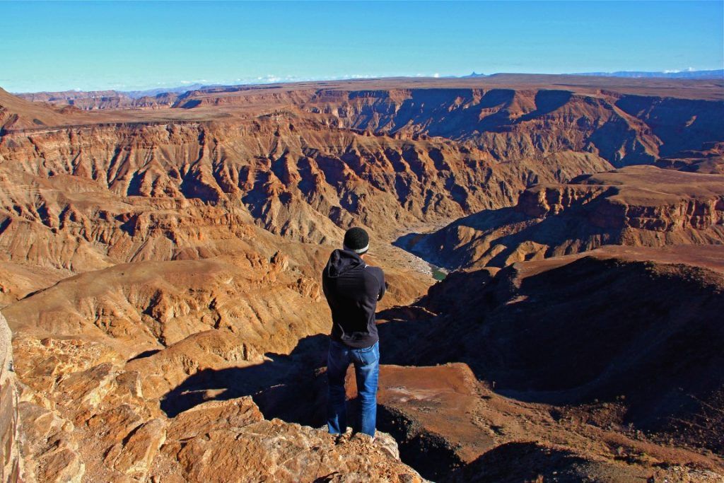 Rondreis Namibie, Fish River Canyon